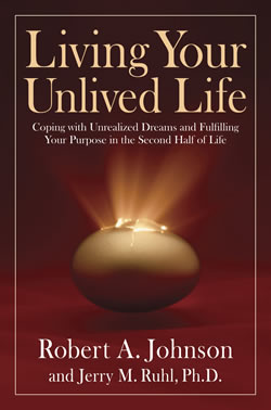 cover for Living Your Unlived Life